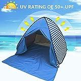DIOSN Pop-Up-Strandzelt für 1–4 Personen