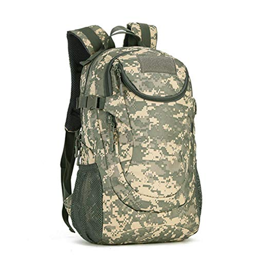 Hiking Backpack Yuan Ou 25L Tactical Backpack Military Shoulder Bag Outdoor Sports Bags Camping Hiking Travel Army Trek Rucksack ACU