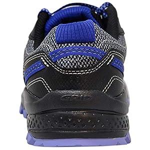 Saucony Women's Excursion TR11 Grey/Black/Purple Running Shoes 8 M US