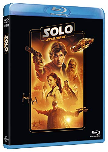 Star Wars Story Solo Brd (2 Blu Ray)