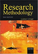 research methodology for the business and administrative sciences