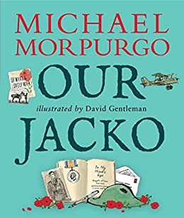 Our Jacko by [Michael Morpurgo, David Gentleman]