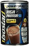 Isostar Powerplay High Protein 90 – 750 g hochwertiges Proteinpulver – Eiweißpulver mit Aminosäuren und Calcium zum effektiven Muskelaufbau – Schokolade -