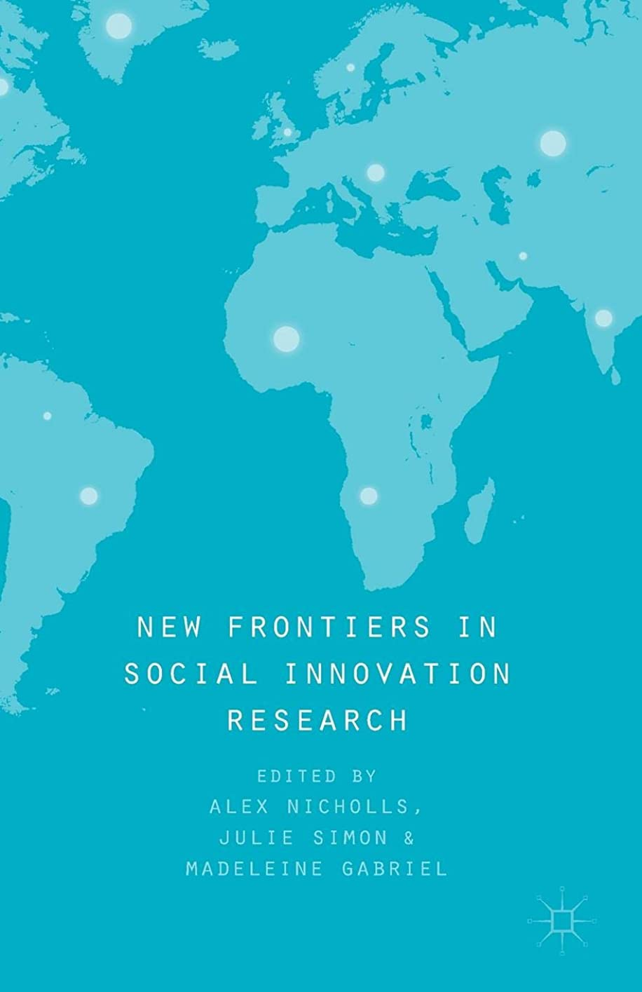 散逸シリーズ熱心New Frontiers in Social Innovation Research