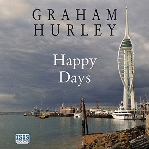 Happy Days audiobook cover art