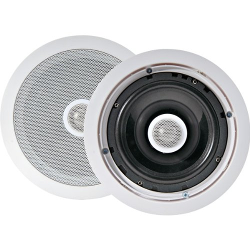 Pyle PylePro PDIC80T Speaker - 2-way - 2 Pack (PD-IC80T) -