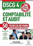 DSCG 4 Comptabilité et audit - Fiches de révision - Réforme 2019-2020 - Réforme Expertise comptable 2019-2020 (2019-2020)