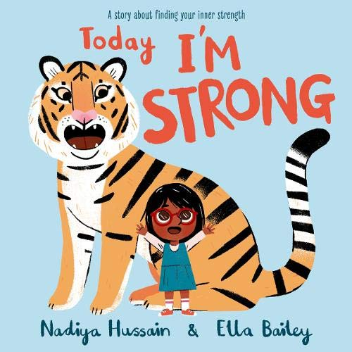 Today I'm Strong cover art
