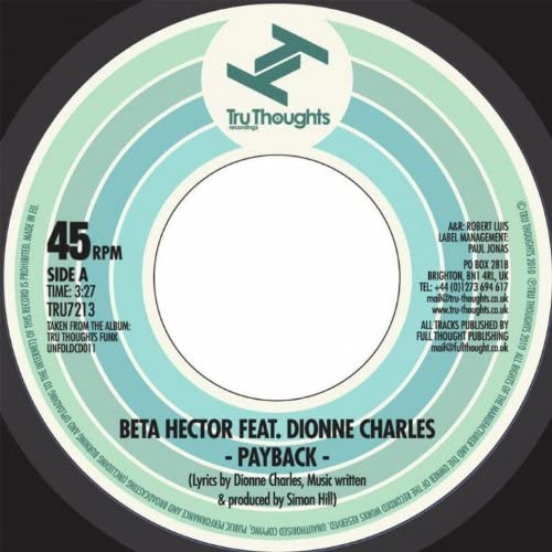 Beta Hector feat. Dionne Charles