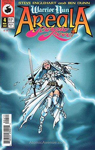 Warrior Nun Areala: Scorpio Rose #4 VF/NM ; Antarctic comic...