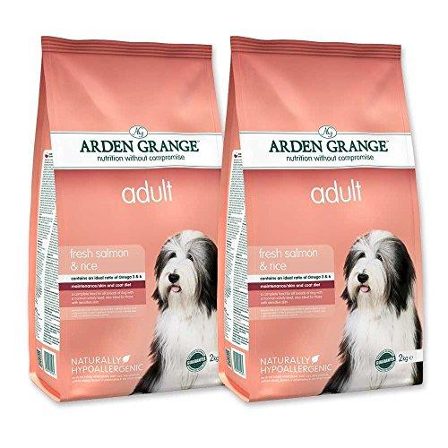 Arden Grange Multi Comprar Salmón Hipoalergénico & Rice Adulto Seco Perro Alimento