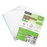 SOMOLUX - Papel de sublimación (21,5 x 28 cm), compatible con Epson HP Canon Sawgrass impresora de inyección de tinta para camisetas y tazas de cerámica, etc. (150 hojas)