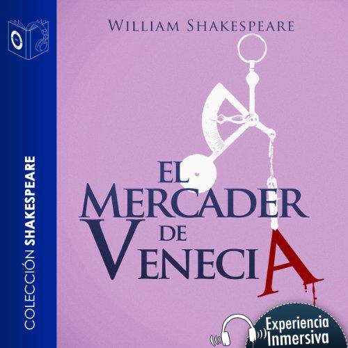 El mercader de Venecia [The Merchant of Venice] cover art
