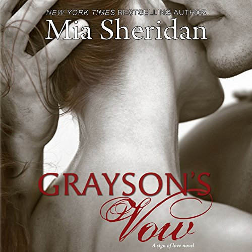 Couverture de Grayson's Vow