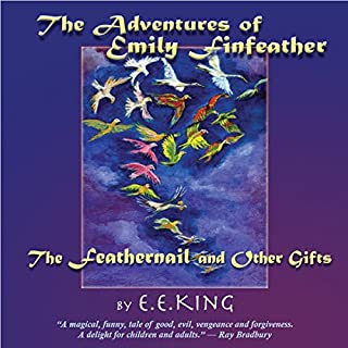 The Adventures of Emily Finfeather audiobook cover art