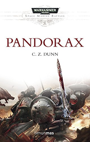 Pandorax nº 3/4 (Space Marine Battles 1)