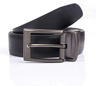 Dents Men's Reversible Coated Leather Belt
