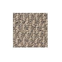 Weavers Guild - カスタムカーペット エリアラグ & ランナー - ベルバースタイル モダンアーストローンズ | 15色から選択 6'x9' 6'x9' Linen - WG-B