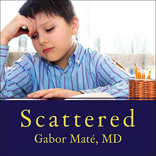 Scattered audiobook cover art