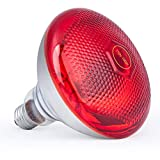 Updated 150W Near Infrared Light Bulb Red Light Therapy for Joint Should Back Pain