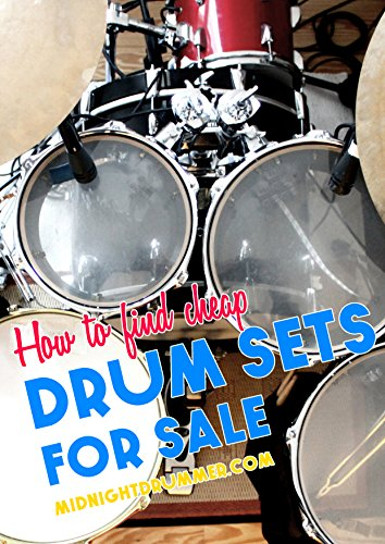 Cheap Drum Sets for Sale - How to find and choose a Drum Kit for beginners