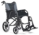 Sunrise Medical Breezy Moonlite Compact Lightweight Wheelchair by Sunrise Medical