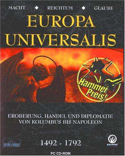 Europa Universalis [Hammerpreis]