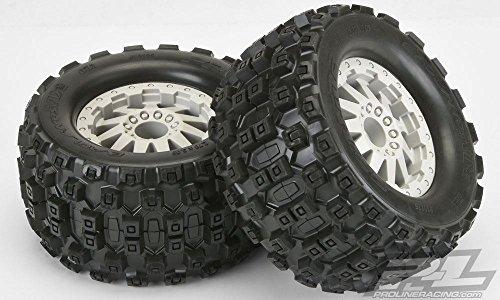 Proline OBSO Badlands MX28 All Terrain Truck Reifen v/h (2)