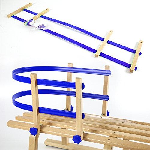 Schlittenlehne (Blau)