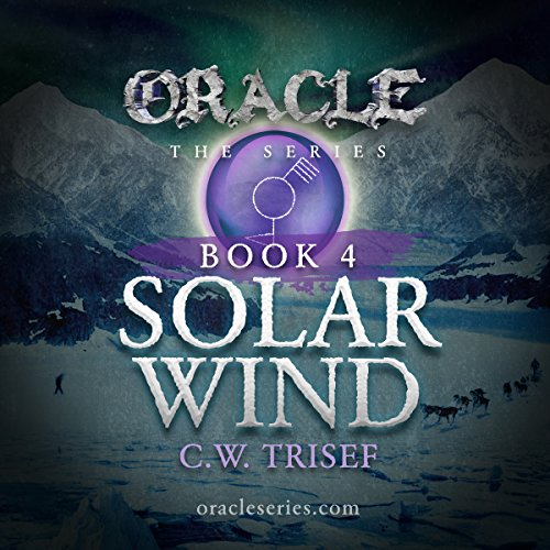 Oracle - Solar Wind (Volume 4) audiobook cover art