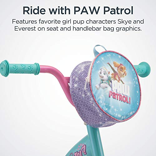 Nickelodeon Paw Patrol Bicycle For Kids Featuring Skye And