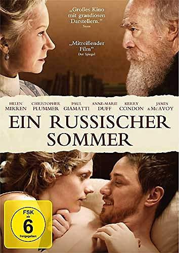 Ein russischer Sommer (DVD)