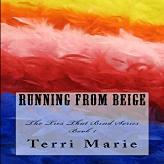 Running From Beige audiobook cover art
