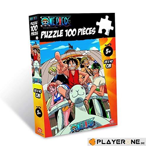 Obyz Puzzle One Piece Going Merry 100Unidades 28x 40cm pzl0047