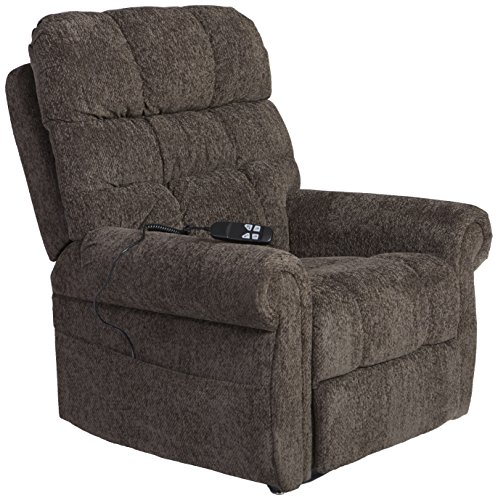 Ashley Furniture Contemporary Ernestine Lift Recliner