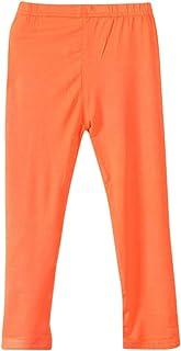 Lishui Niña Chicas Skinny Pantalones Elasticidad Leggings Otoño Leggins Cintura Alta
