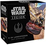 Fantasy Flight Games Sw Legion: X-34 Landspeeder, Multicolor