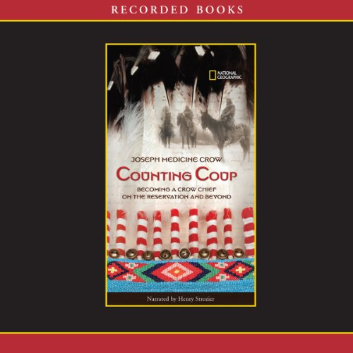 Counting Coup audiobook cover art