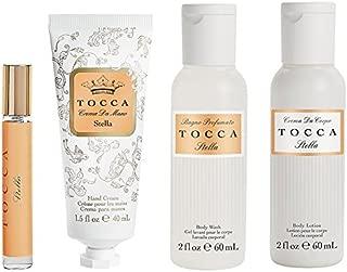 Tocca Beauty Travel Essentials Gift-Set Stella, 4 pcs