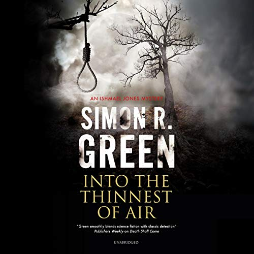 Into the Thinnest of Air Audiobook By Simon R. Green cover art