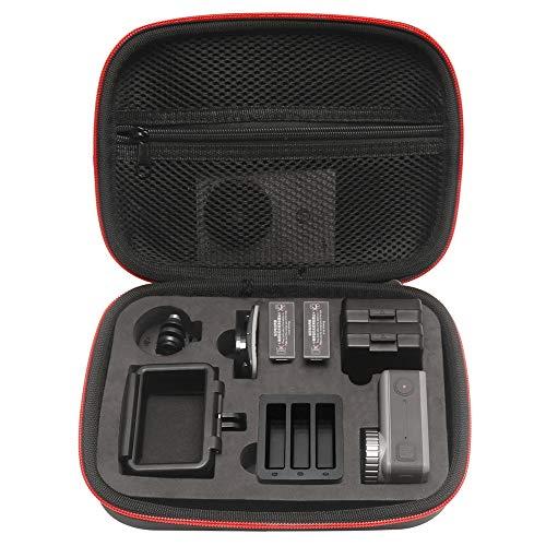 RC GearPro Action Camera Draagtas Draagbare Opbergtas Box Reistas Compatibel met DJI OSMO Action Camera Accessoires