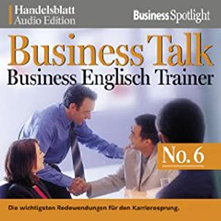 Business Talk English Vol. 6 Titelbild
