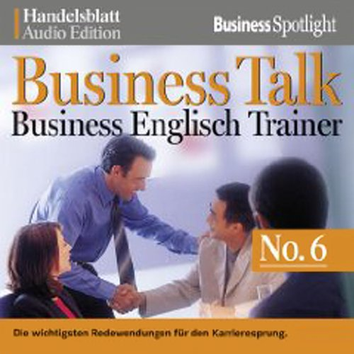 Business Talk English Vol. 6 Titelbild
