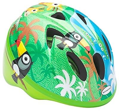 Schwinn Infant Bike Helmet Classic Design, Ages 0-3 Years, Jungle