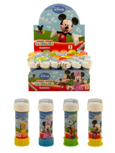 Mickey Mouse Mousse le Dédale d'Entonnoirs de Sac de Fête de Gamins de Disney Sur les Cuves de Couvercle