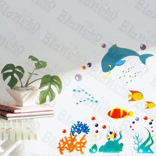 Magical patchs à Aquarium – Stickers muraux Stickers Décoration intérieure
