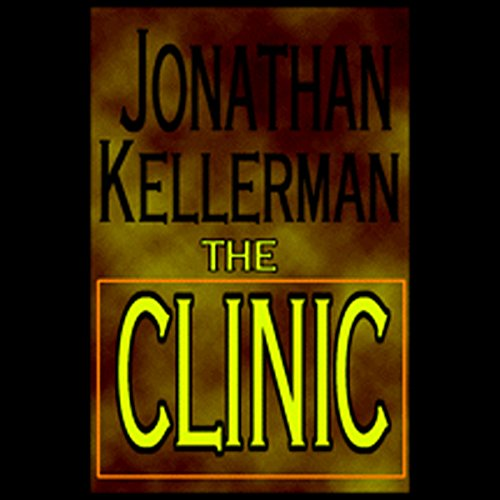 The Clinic audiobook cover art