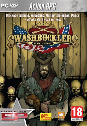Swashbucklers, Blue vs. Grey (Extra Play) PC