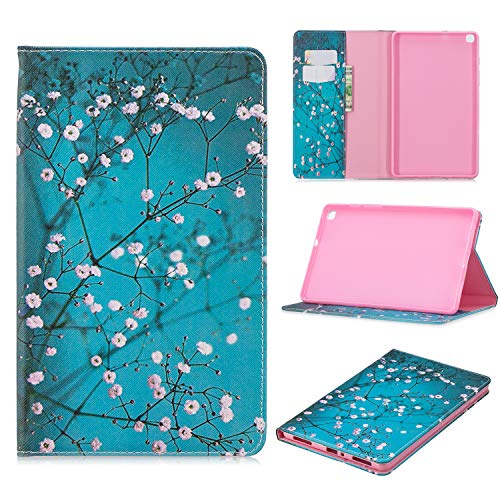 HFLY Compatible with SM-T290 Samsung Galaxy Tab A 8.0 2019 Case, Novel Book-Style Cover Shockproof Fold Stand Flip Case for Galaxy Tab A 8.0 2019 SM-T290/295/297 [AYIQI]