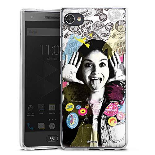 DeinDesign BlackBerry Motion Silikon Hülle Case Schutzhülle Soy Luna Disney Fanartikel Geschenke